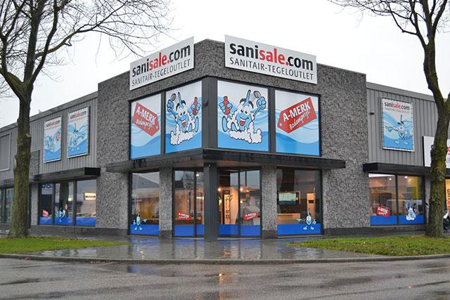 sanisale-winkel